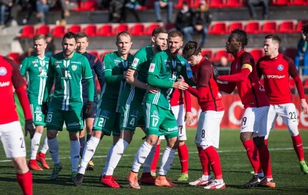 Täna ei seisa meeskonnad vastamisi üksteisega, vaid külalistega. Foto: Jana Pipar / EJL