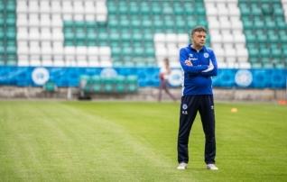 Željeznicari treener Transi tugevast algusest: publik ehmatas mu mängijad ära