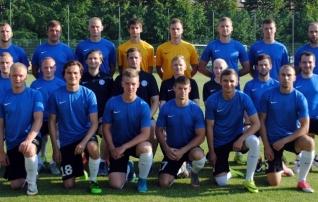 Eesti amatöörid alustasid napi kaotusega
