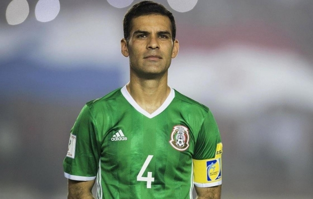 39-aastane Marquez on Mehhiko jalgpalli elav legend. Foto: the18.com