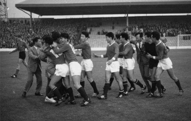 Ossa! Täpselt 62 aastat on möödas päevast, kui väike Põhja-Korea alistas suure Itaalia