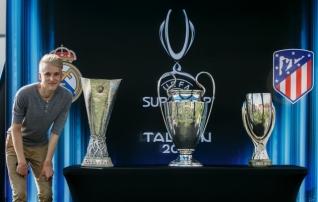 Galerii: UEFA karikate ringreis sai Lillekülas avapaugu