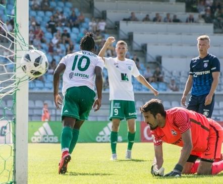 VAATA JÄRELE: Levadia võitis kindlalt Paidet