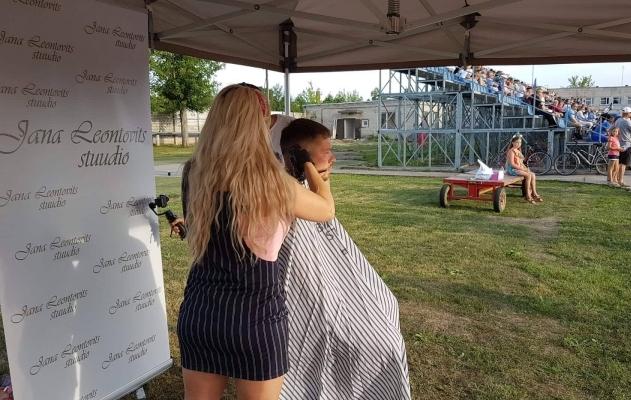 Narva Trans kasutab pealtvaatajate peibutamiseks hämmastavat ja haruldast nippi!