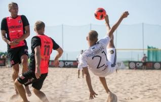Eesti proovib olla rannajalgpalli ühe mütsi alla ühendamise initsiaator