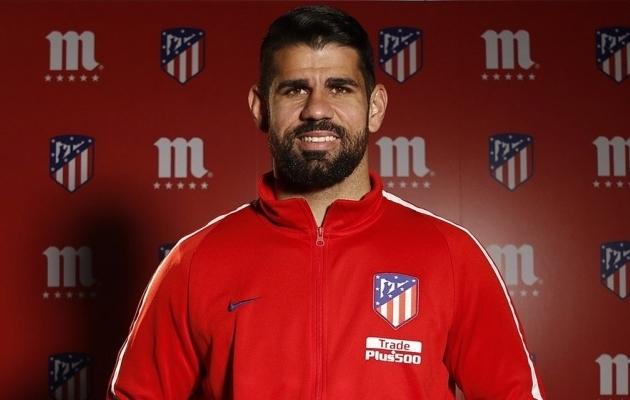 Millega tegeleb meie Diego Costa?