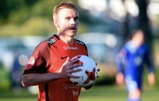 Täispäev Norras: Teniste küljeaut aitas Branni olulise võiduni Tamme üle
