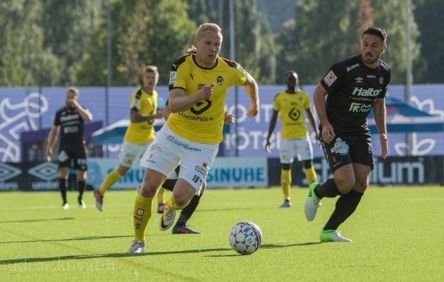 KuPS võitis otsustava mängu ja Purje tuli teist korda Soome meistriks