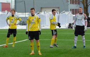 Kohtla-Järve proovib kolme brasiillase ja Korea mängija toel Esiliiga B-st üles tõusta
