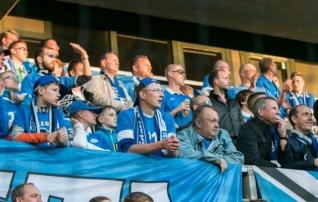 Eesti - Läti piletid müüdi läbi umbes kahe minutiga