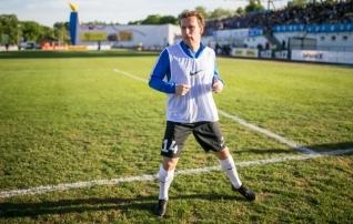 Viiendas liigas skoorinud Kostja: loodan, et koondisesse ikka kutsutakse
