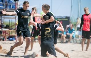 Rannajalgpalli Eesti meister selgus juba üks etapp enne hooaja lõppu