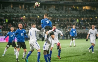 Eesti fännid saavad soetada pileteid Soome võõrsilmängule