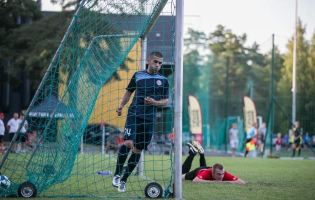 Rejal Alijev on löönud 30 väravat, Legion on alistanud kõik vastased ja mängib uuel hooajal Esiliigas. Foto: Brit Maria Tael