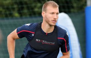 Klavan tegi Cagliariga kaasa esimese treeningu, kapten audis