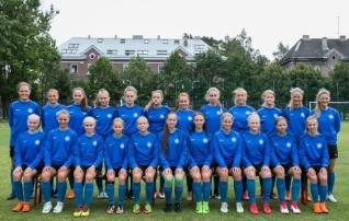 Naiste Balti turniiri kõrvalt saavad oma esimese rahvusvahelise kogemuse ka U15 tüdrukud