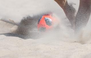 Rannajalgpallis toimuvad pühapäeval ajaloolised turniirid