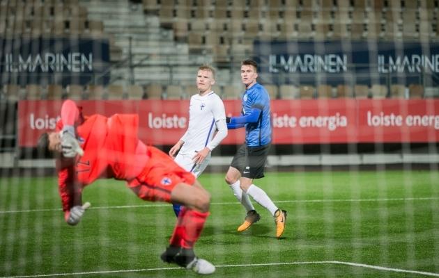 01653a1eb73 Soome koondises on mänguks Eestiga ainult kaks Veikkausliiga meest, mõlemad  Ats Purje klubikaaslased - Soccernet.ee - Jalgpall luubi all!