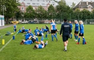 Galerii: Naiste koondis kogunes Balti turniiriks