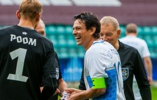 Litmanen: ma ei ole jalgpalliga lõpetanud, käin eestlastega ikka mängimas