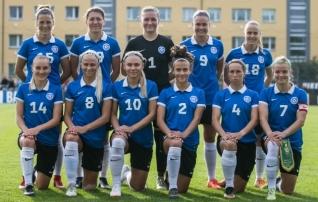 Naiste koondisesse kutsuti kohtumisteks Poola ja Luksemburgiga 23 mängijat