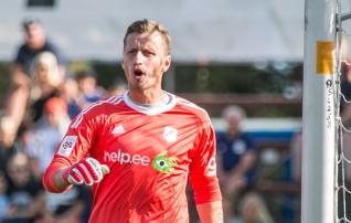 Kalju kaotas kolme penaltiga mängus Moldele