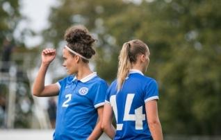 Video: Eesti naiskond alustas Balti turniiri kaotusega