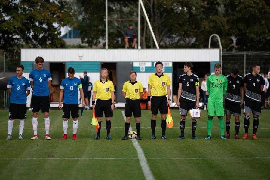 806837ee2a8 U19 EESTI - VALGEVENE - Fotogaleriid - Soccernet.ee - Jalgpall luubi ...