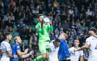 Haavatud Eesti näitas südi mängu, kuid Kreeka jäi liiga kõvaks pähkliks  (galeriid!)