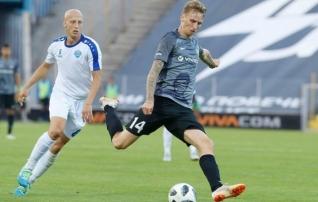 Manchester Unitedi kunagise suurlootuse välja vahetanud Vaštšuk tõusis ajutiselt Bulgaaria liiga ainuliidriks <i>(Artjunini klubi on heas hoos!)</i>
