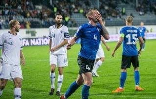 Eesti sai Rahvuste liigas teise kaotuse