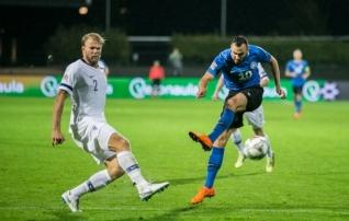 Kasper Elissaar: Võime igatseda skoorivat ründajat, aga Eesti probleemid saavad alguse kaitsest