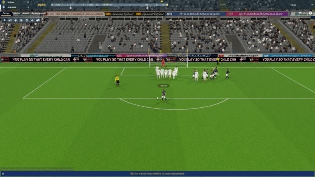Näide mängust Football Manageris. Foto: thegamesmachine.it