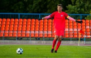 Karl Johan Pechter: kui kõhutunne on hea, suudan alati penalti ära tõrjuda
