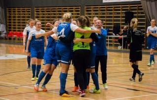 Esmakordne! Alanud on registreerimine naiste saalijalgpalli Meistriliigasse
