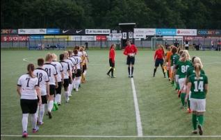FC Flora naiskond astus meistritiitlile sammukese lähemale