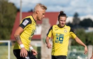 Jalgpallisõda Viljandis: Heroli maagia otsustas väga ebasõbraliku derbi