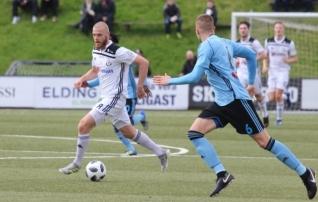 Saag ja Torshavni B36 said tähtsa võidu