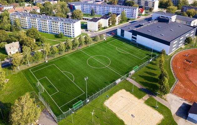 Foto: Advanced Sports Installations Europe AS Facebook