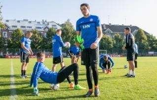 Igoneni koduklubi sai Norra kõrgliigas ellujäämiseks vajalikku punktilisa