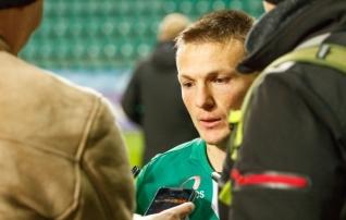 Kruglov: treener ütles, et kes selle mängu võidab, võidab karika <i>(+ Vihmann)</i>