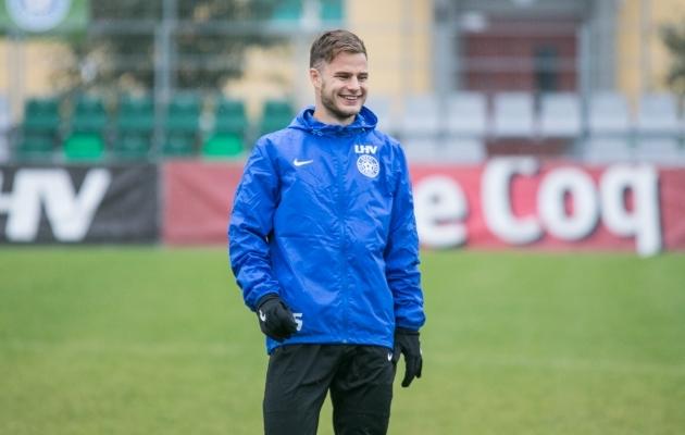 Kas Hollandi esiliigas skoorivast Rauno Sappinenist saab Eesti päästeingel? Foto: Brit Maria Tael