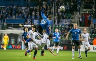 Eesti jäi taas nullile