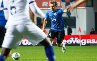 Vassiljev: üks võistkond oli natuke õnnelikum kui teine