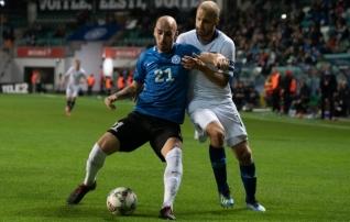 Eesti parim Soome vastu - Nikita Baranov