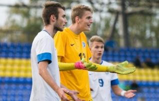 VAATA JÄRELE: U19 koondis kaotas teise poolaja väravatest Taanile  (galerii!)