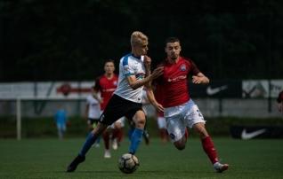 Albaania U21 koondises võib Eesti vastu astuda ka Narva Transi mängija