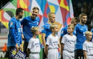 Eesti algkoosseis: Reim tegi Soome mänguga võrreldes viis vangerdust