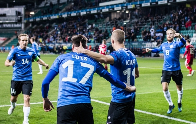 Eesti parim Ungari vastu - Henrik Ojamaa