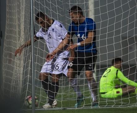 VAATA JÄRELE: Eesti U21 koondis teenis EM-valiktsükli viimases mängus oma teise punkti  (galerii!)